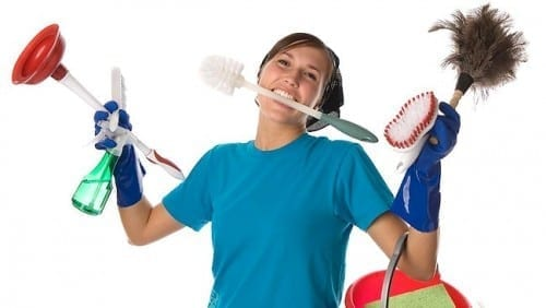 precautions in periods -  Do Housework