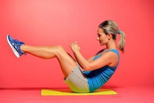 precautions in periods - Exercise