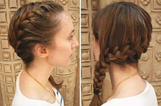 Best Bridal Hair Styles In 2015 - The French Side Braid
