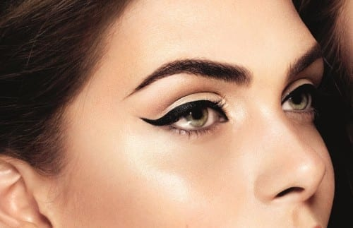 Best Makeup Trends For 2015 -  Winged Liner