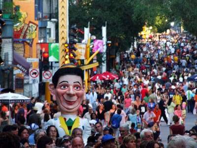 Just For Laughs - popular festivals of canada