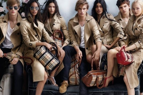 Most Luxurious Fashion Brands In 2018 - 2. Burberry