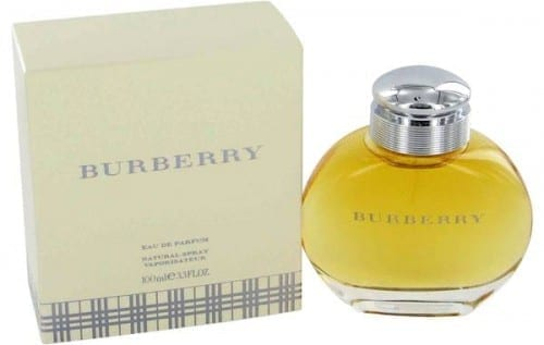 Most Popular Perfumes For Women 2015 - Burberry