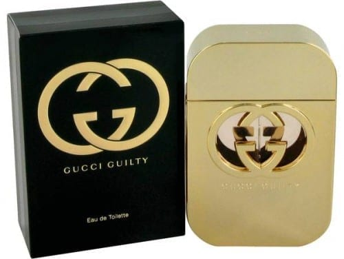 Most Popular Perfumes For Women 2015 - Guilty by Gucci
