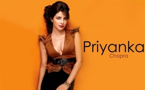 Most Searched Bollywood Celebrities -  Priyanka Chopra