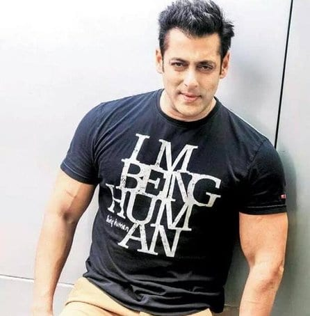 Most Searched Bollywood Celebrities -  Salman Khan