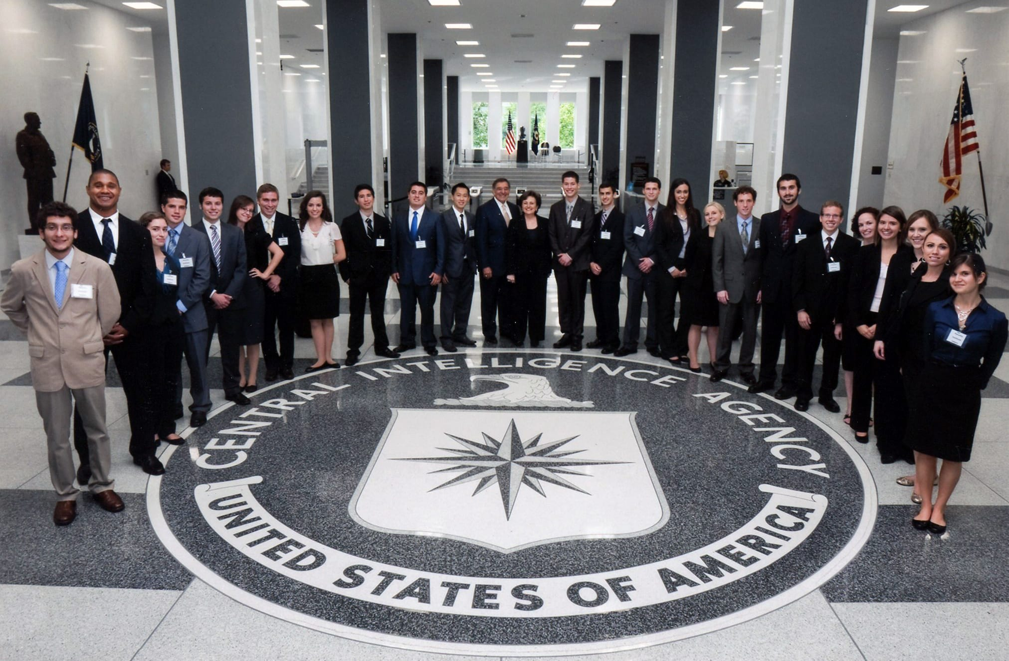 Worlds Best Intelligence Agencies In 2015 -  CIA