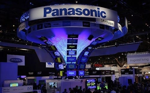 Best Electronic Brands In The World 2018 - Panasonic