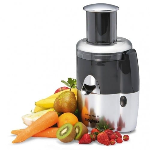 Best Juicer Reviews For 2019 - Magimix Le Duo XL