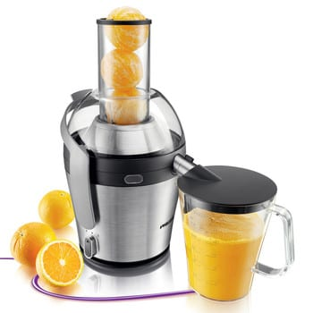 Best Juicer Reviews For 2019 - Philips Whole Fruit Juicer