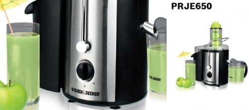 Black & Decker Juice Extractor review