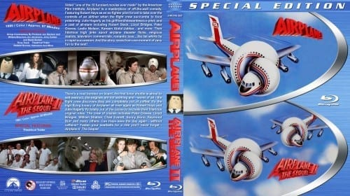 Top 10 Funniest Movies -Airplane