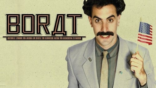 Top 10 Funniest Movies - Borat
