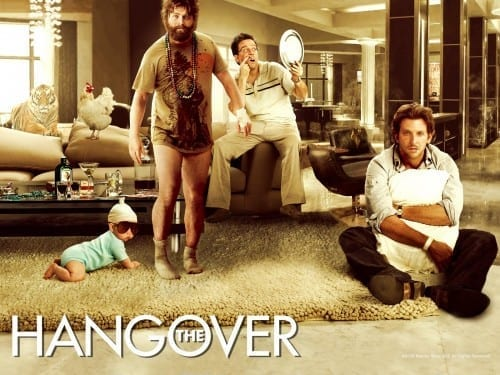 Top 10 Funniest Movies -  The Hangover