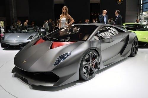 9Th Most Expensive Car 2018 - Lamborghini Sesto Elemento