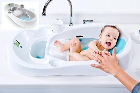 Best Baby Bath Tubs In 2020 - 4Moms Infant Bath Tub