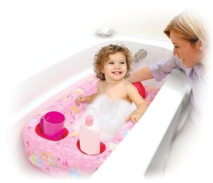 Best Baby Bath Tubs In 2020 - Disney Inflatable Tub