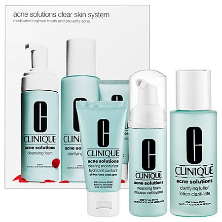 Best Skin Care Products 2015 - Clinique Acne Solutions