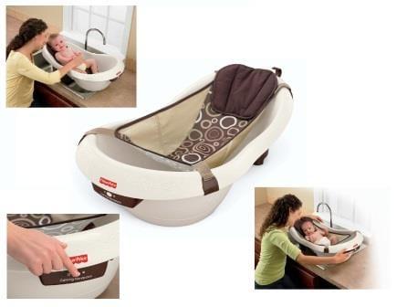 Fisher- Price Vibration Bath Tub - Best Bath Tub 2020