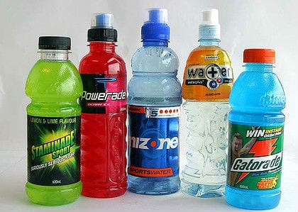 Fitness Tips Anyone Can Follow - Avoid Sport Drinks