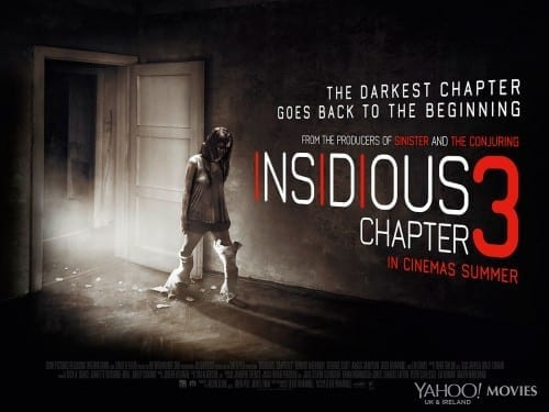 Most Awaited Hollywood Movies 2018 - . Insidious chapter 3