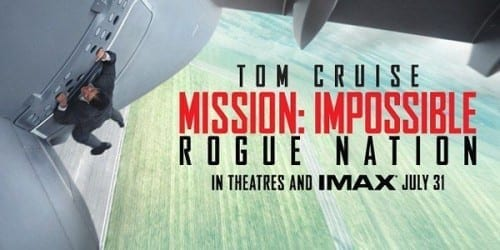 Most Awaited Hollywood Movies 2019 - Mission Impossible- Rogue Nation