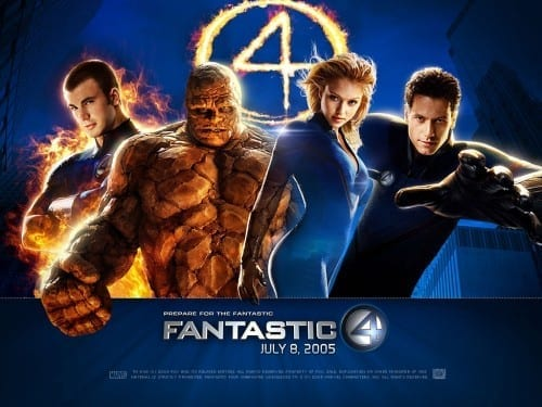 Most Awaited Hollywood Movies 2020 - The Fantastic Four
