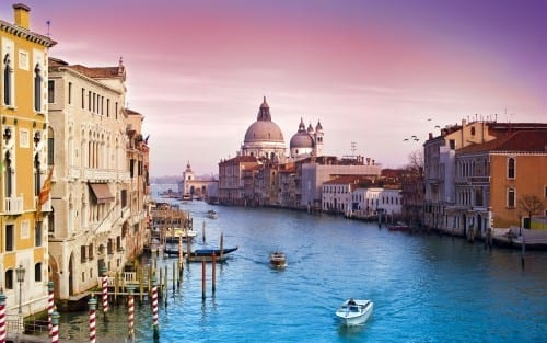 Most Beautiful Cities In 2018 -2. Venice