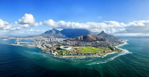 Most Beautiful Cities In 2018 - 3. Cape Town