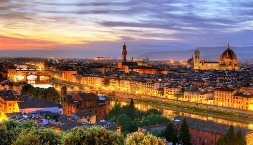 Most Beautiful Cities In 2018 - 5. Florence
