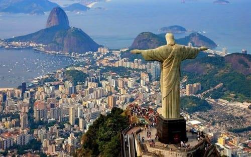 Most Beautiful Cities In 2018 - 7. Rio De Janeiro