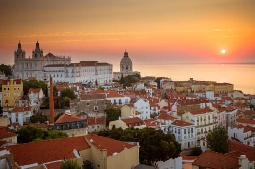 Most Beautiful Cities In 2018 - 8. Lisbon