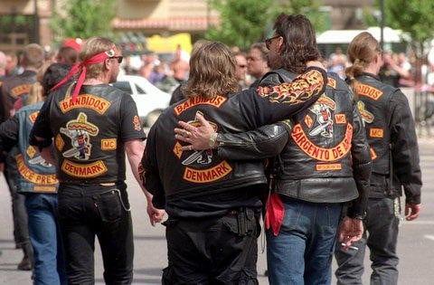 Most Notorious American Bike Gangs - Bandidos