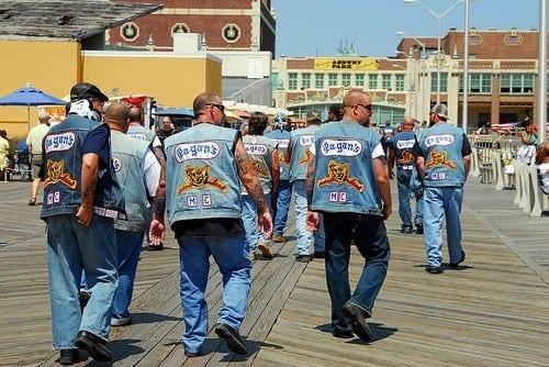 Most Notorious American Bike Gangs - Pagans
