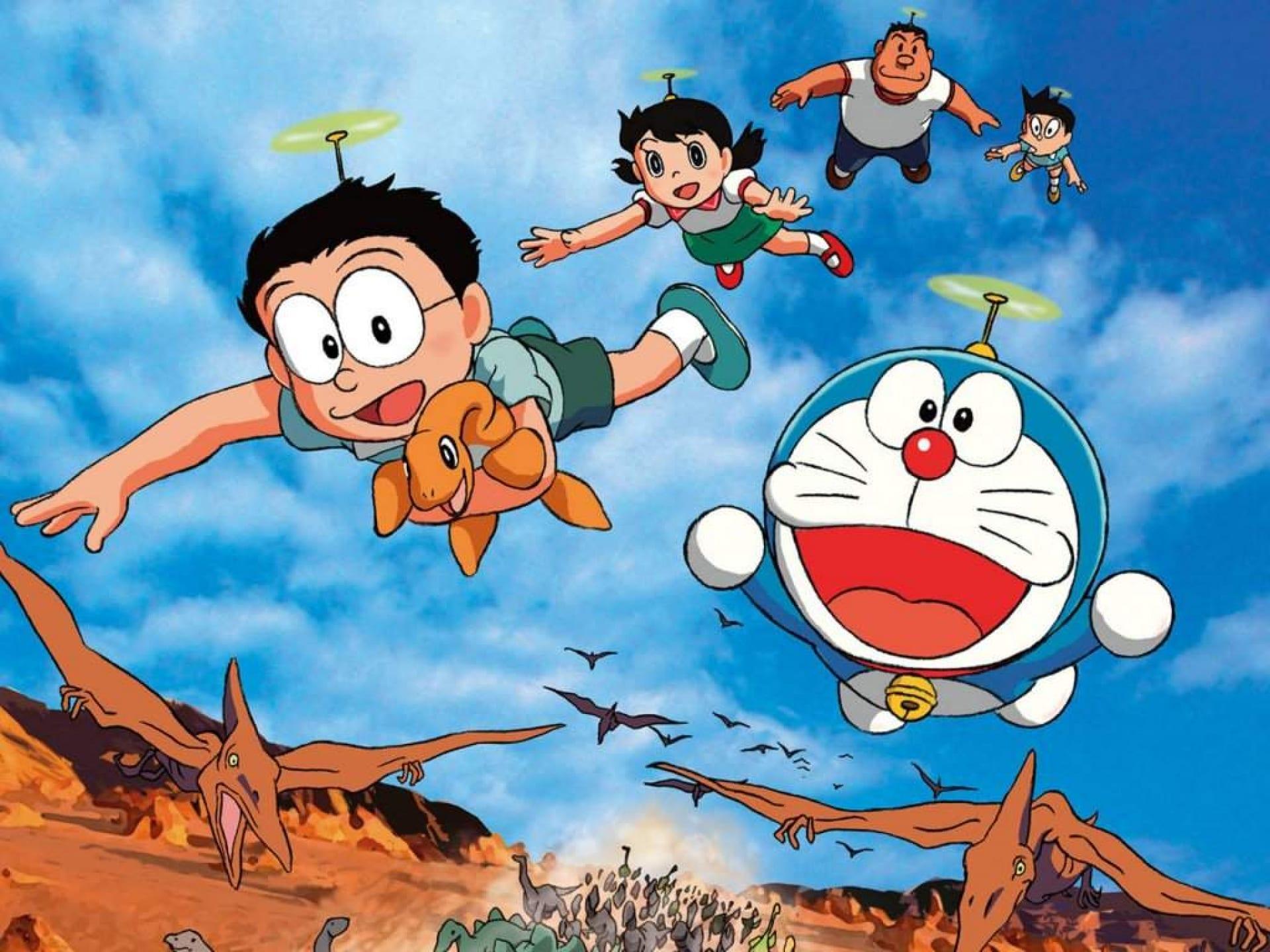 Most Popular Best Cartoon 2015 - Doraemon