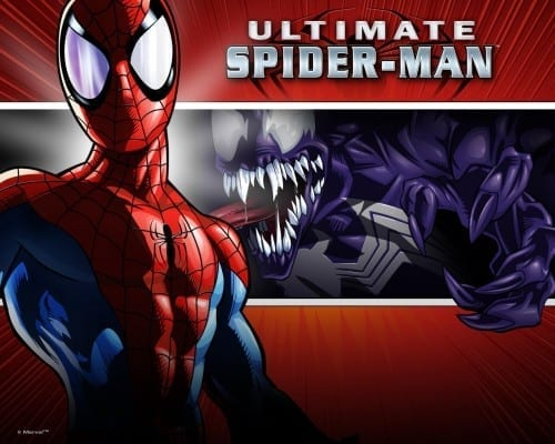 Most Popular Best Cartoons 2015 - Ultimate Spider Man