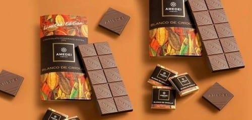 Most Popular Chocolate Brands 2020 - Amedei