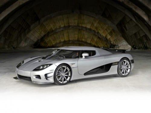 Worlds Most Expensive Cars 2020 - Koenigsegg CCXR Trevita