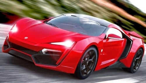 Worlds Most Expensive Cars 2018 - Lykan Hypersport