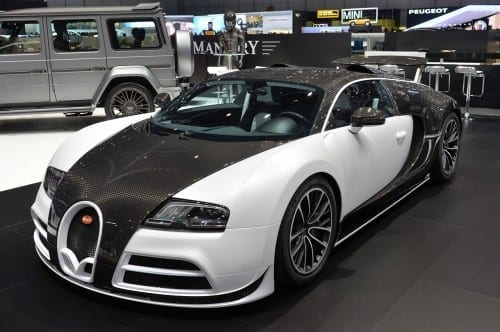 Worlds Most Expensive Cars 2018 - Mansory Vivere Bugatti Veyron