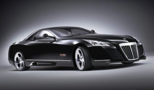 Worlds most expensive car in 2019 - Maybach Exelero