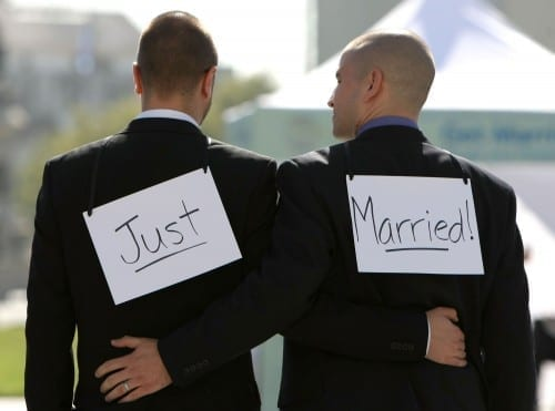 10 Reasons Why I Am Against Same Sex Marriages