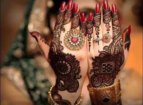 Beautiful Mehndi Designs 2018 (2)