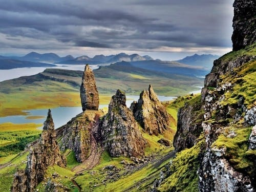 Most Beautiful Countries In 2018 - Scotland
