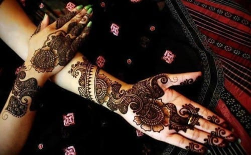 Most Beautiful Mehndi designs 2020-2016