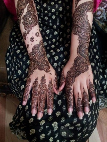 Most Beautiful Mehndi designs