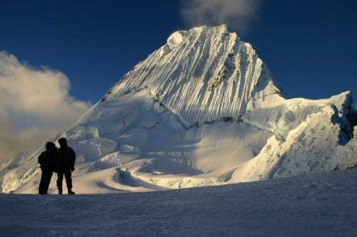 Most Beautiful Things In The World - Alpamayo Mountain