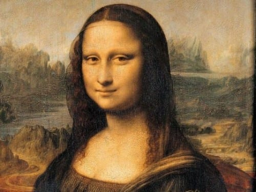Most Beautiful Things In The World - Mona Lisa