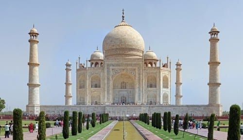 Most Beautiful Things In The World - Taj Mahal