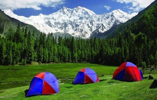Most Beautiful Tourist Attractions In 2018 - Fairy Meadows, Pakistan